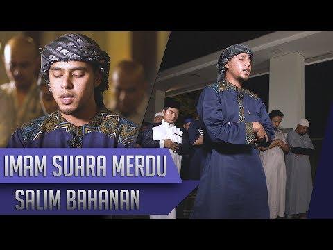 Imam Sholat Merdu | Surat Al Fatiha & At Tahrim | Salim Bahanan