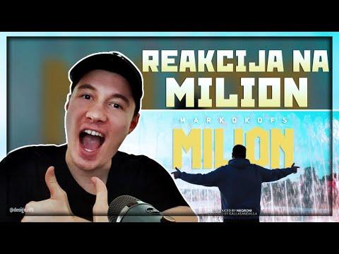 MARKO KOFS – MILION *reakcija*