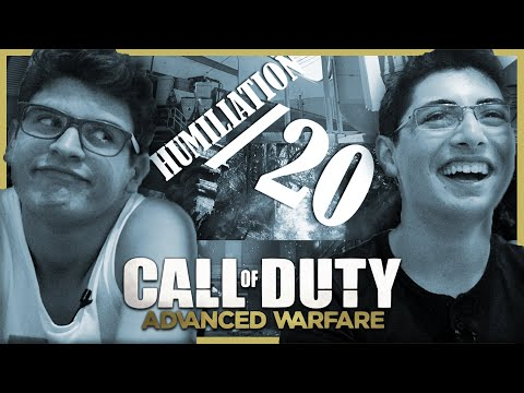 HUMILIÉ PAR THÉO ... ENCORE. (Call Of Duty : Advanced Warfare)