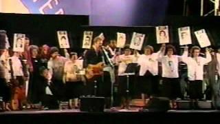Sting - Ellas Danzan Solas. Amnesty Chile 1990