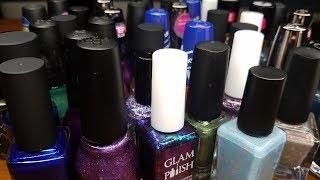 Nail Polish HAUL PART 1 | Lots of Indies, KL Polish, Sinful Colors & More!