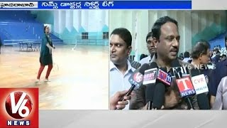 Sports league of NIMS Doctors Comes to End (07-03-2015)