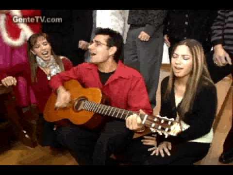 Hino de Natal - Amor de Artista - 2005
