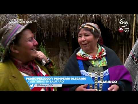 Sabingo de CHV visita Lautaro