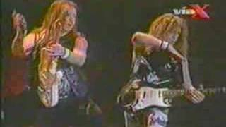 The Clansman - Iron Maiden - Chile 2001