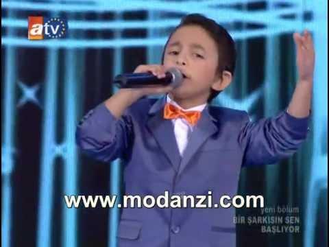 Bir Şarkısın Sen 25.08.2012 | Veli ÇELİK - Ayağında Kundura | www.modanzi.com.tr