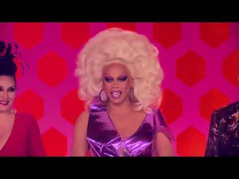Blair St. Clair vs The Vixen - I'm Coming Out - Rupauls Drag Race Season 10Lip Sync