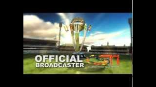 ICC CRICKET WORLD CUP 2015-CSN TV STATION ID