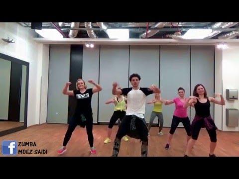 PICKY- Joey Montana ft. Akon, Mohombi   Reggaeton Zumba Fitness choreography by Moez Saidi