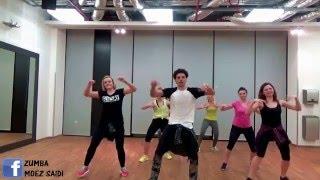 PICKY- Joey Montana ft. Akon, Mohombi | Reggaeton Zumba Fitness choreography by Moez Saidi