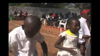 Zambia, ZKids News, running competition