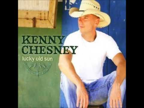 Kenny Chesney - Willie Nelson - That Lucky Old Sun