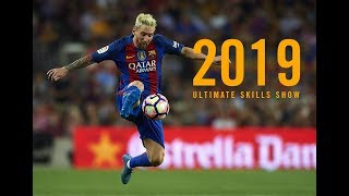 Ultimate Skills of Lionel Messi 2019 Paranormal Goals and Skills Show