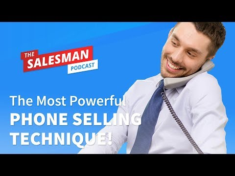 "Selling On The Phone With ""INSIDER SALES INFORMATION"" / Daniel Nicart"