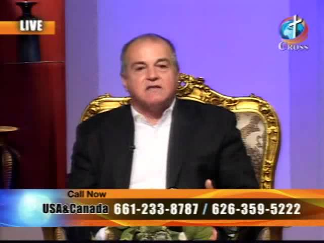 The God Power Pastor Gregory Barsoumian 6-02-15