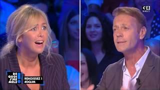 Enora Malagré choquée par une remarque TRÈS déplacée de Rocco Siffredi à son sujet