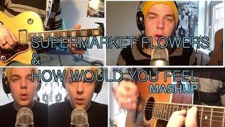 Ed Sheeran's DIVIDE MASHUP - [SUPERMARKET FLOWERS + HOW WOULD YOU FEEL]  -  Jan Willem de Vos