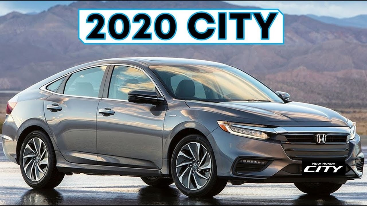 2020 HONDA CITY LAUNCH AND ALL DETAILS