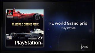 Review F1 world Grand prix (PS1) Français