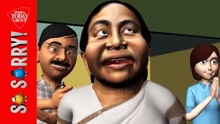 So Sorry Didi and Durga Puja