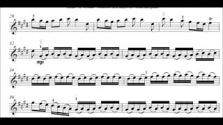 Vivaldi Concerto in E Major (Spring) violin sheet music
