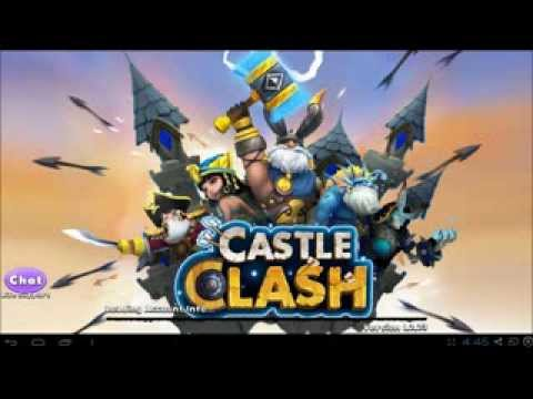 Play Castle Clash Pc Mac Free Gems Castle Clash Apps