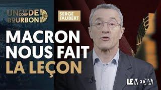 EUROPE :MACRON NOUS FAIT LA LEÇON | MATRAQUAGE DE LOÏC PRUD'HOMME | MICHELLE BACHELET