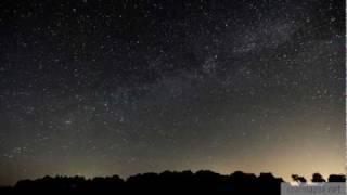 Zeitraffervideo der Milchstraße: Sternwarte Welzheim