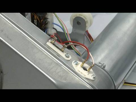 whirlpool kenmore dryer won t start heat thermal fuse 3392519 rh youtube com Frigidaire Dryer Fuse Location dryer wiring diagram