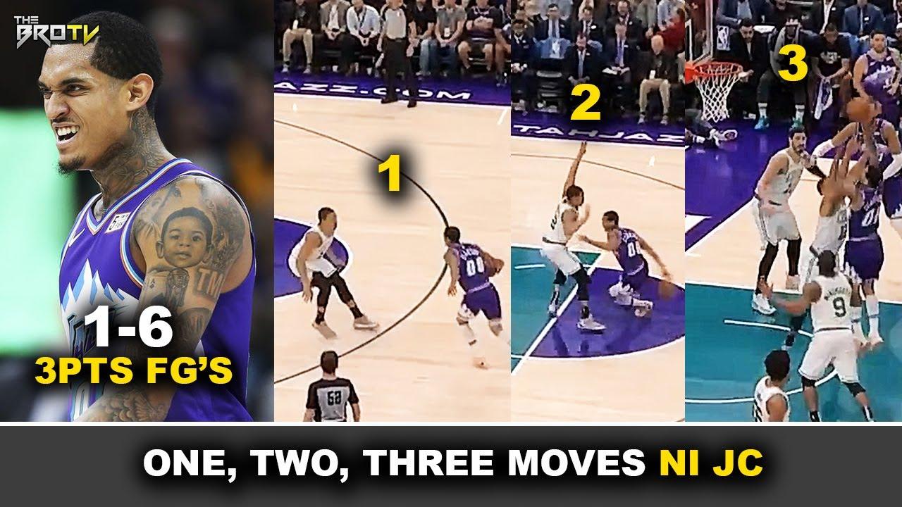 Pinaka Maalat na laro ni Jordan Clarkson sa Utah Jazz! | 9 Pts! 1-6 3pts FG'S! | 4th Straight L