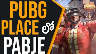 Here Is The New Funny Game For Pubg Alternative PABJE In Telugu
