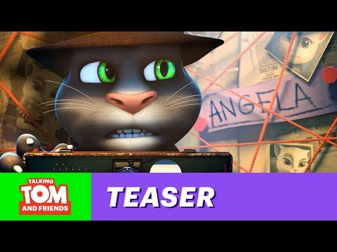 IT'S COMING! Talking Tom and Friends Season 4 (Teaser)