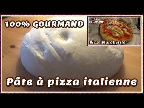 p te pizza italienne recette traditionnelle youtube. Black Bedroom Furniture Sets. Home Design Ideas