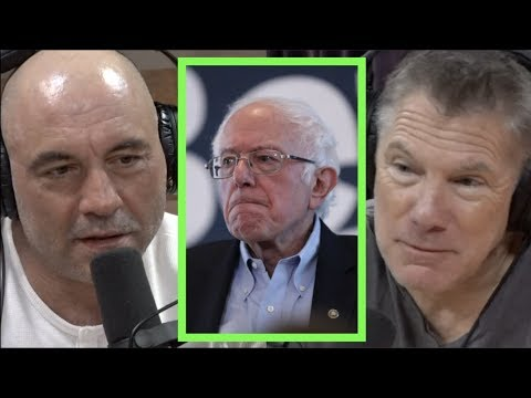 Why Do They Want To Marginalize Bernie Sanders? W/Mike Baker | Joe Rogan