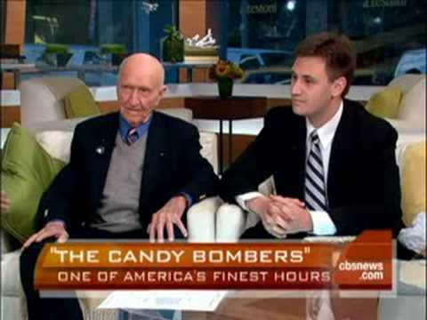 Candy Bombers Remembered