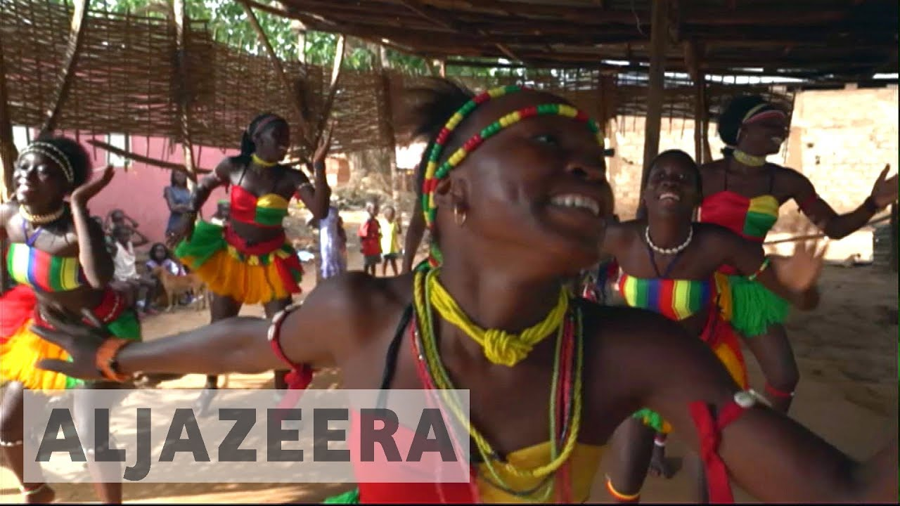 Traditional Guinea-Bissau dances in danger
