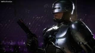 Robocop Back - Mortal Kombat 11 Ranked Online - First Fight Back