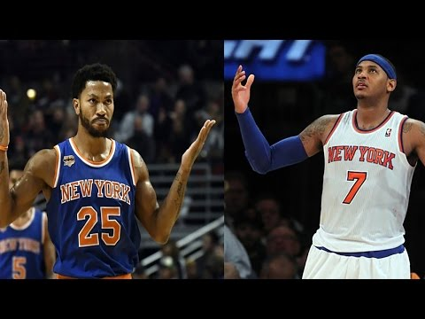 Derrick Rose Goes MISSING vs Pelicans, Knicks Teammates Concerned