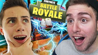 (Rerun) On REALISE YOUR DEFIS with AFTER on FORTNITE !!!