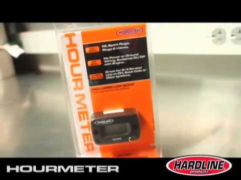 Hour Meter for any Gasoline Engine