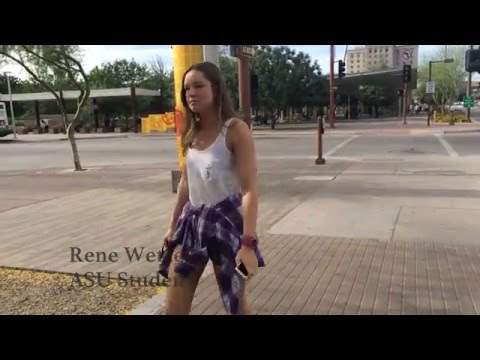 ASU Student Discusses Pros and Cons of the Valley Metro Light Rail System