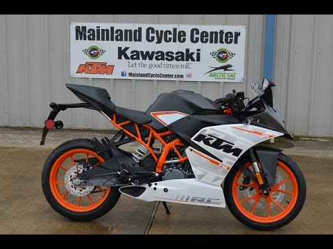 Mainland's First Look at the $5,499 2015 KTM RC390