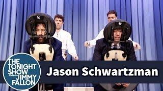 Jason Schwartzman Has a Massage Interview with Jimmy
