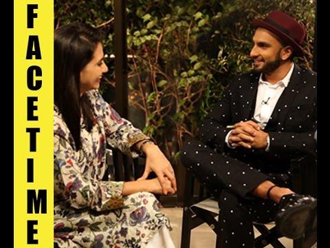Ranveer Singh's Apology to Anushka Sharma | Anupama Chopra | Face Time