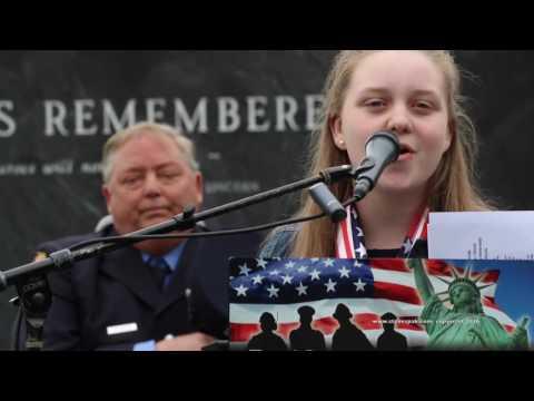 911 Responders Remembered Memorial Park on 5-21-16