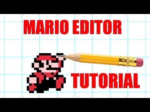 Mario Editor Tutorial