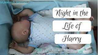 Night in the Life of a Sick Reborn l Reborn Life l 10,000 subs special