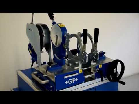 IM 160: Industrial Butt Fusion Machine - GF Piping Systems