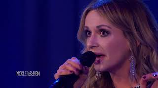 "Carly Pearce Performs ""Hide the Wine"" - Pickler & Ben"