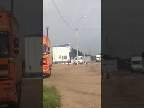 Сергей Никитенко: Арбузы из фуры с перегрузом выбросили